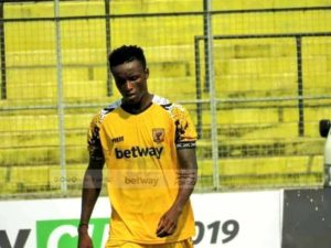 Samed Ibrahim leaves AshantiGold; fails to extend contract