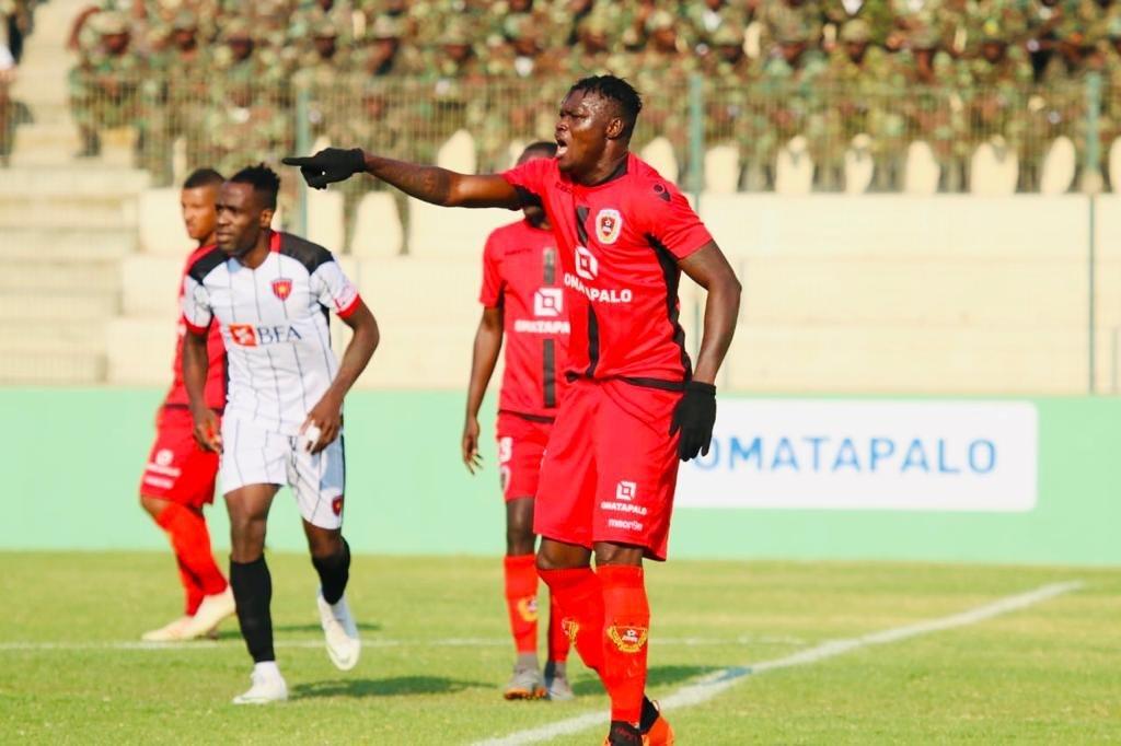 Seth Owusu's Desportivo da Huila lose Angola Super Cup final to Clube Desportivo 1º de Agosto