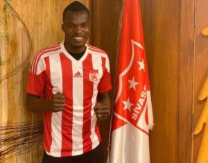 Ghanaian midfielder Isaac Cofie features as Sivasspor defeat Beşiktaş in Turkish Super Lig