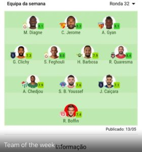 Youngster Myron Boadu earns spot in 'Team of the Week' in Eredivisie
