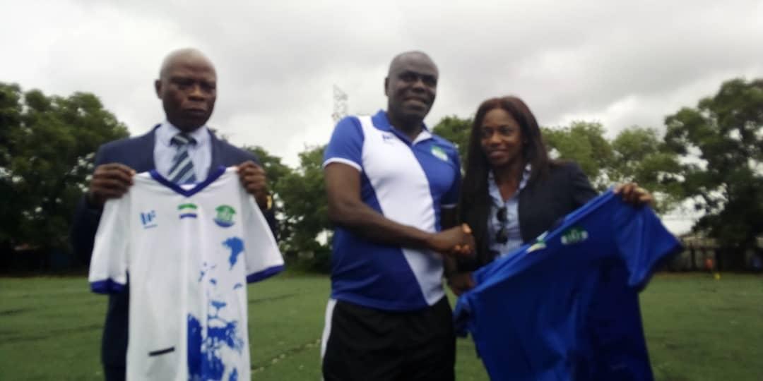 Sellas Tetteh happy to return to Sierra Leone as national team head coach