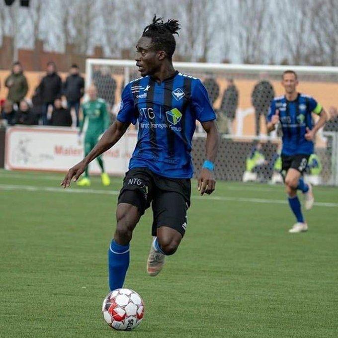 Striker Fredrick Yamoah bags hat-trick as HB Koge beat Toreby-Grænge Boldklub