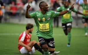 VIDEO: Ishmael Yartey nets fourth goal of the season in KPV Kokkola's defeat to Inter Turku