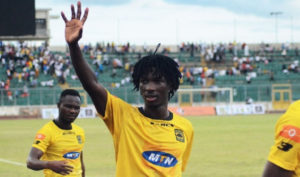 Songne Yacouba agrees new Asante Kotoko contract