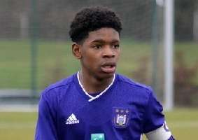 Ghanaian prodigy Enock Agyei wins MVP award as Anderlecht u-16 clinch YICC tournament in China