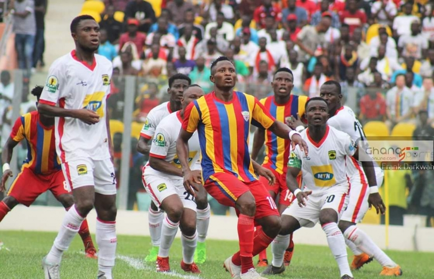 2019 President Cup: Kotoko to host Hearts of Oak in Kumasi