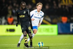 VIDEO: Ghana's Enock Adu Kofi provides vital assist to help AIK beat Östersunds FK
