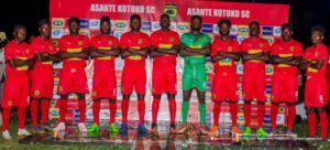 Asante Kotoko players model in new kits for 2019/20 season