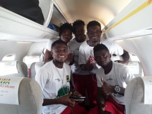 Caf Champions League: Asante Kotoko return to Ghana after Kano Pillars defeat