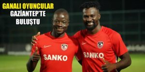 Tetteh and Chibsah ready for Gaziantep FK opener against Fenerbahce