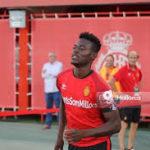 Ghanaian duo Agbenyenu and Mohammed feature as Real Mallorca beat Eibar on La Liga return