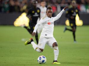 Ghanaian winger Latif Blessing stars as LAFC beat San Jose Earthquakes