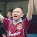 Meet Pun from China, one of West Ham's biggest fans