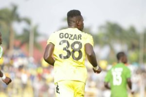 Striker Daniel Gozar elated after completed Free State Stars move