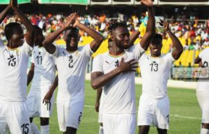 Africa U-23 Cup of Nations: Ghana to begin camping ahead of Algeria clash