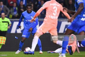 Ghanaian youngster Joseph Painstil features as Genk beat Anderlecht