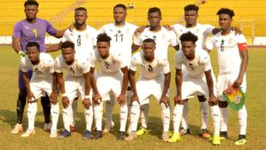 11 foreign-based players set to join Ghana U-23 squad ahead of Algeria game