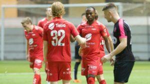 VIDEO: Ghanaian striker Gilbert Koomson scores in SK Brann draw against Kristiansund