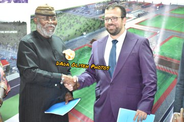 OFFICIAL: Hearts of Oak sign contract with PREFABEX