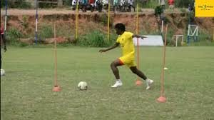 Sogne trained with Kotoko after weeks of controversies