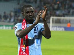 Enock Adu Kofi helps AIK Solna defeat Sheriff Tiraspol