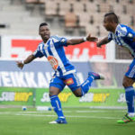 Evans Mensah's HKJ eliminated from Europa League at home grounds