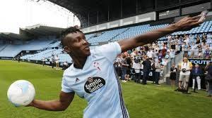 Joseph Aidoo's impressive Laliga debut included him in the ideal 11