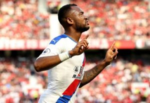 Palace's Ayew is changing opinion after Man Utd display