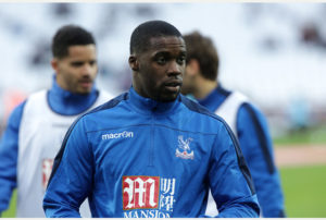 Crystal Palace midfielder Jeffrey Schlupp available for Sheffield United game after recovering from injury