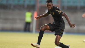 Ghanaian midfielder Joseph Amoah to miss Guimarães Europa League clash against București
