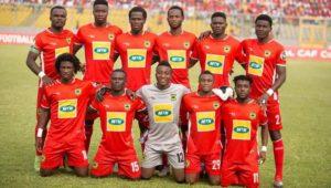 CAF Champions League: Asante Kotoko name 23-man squad for Kano Pillars clash