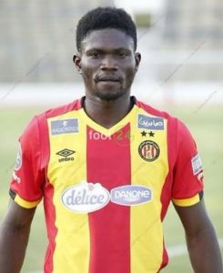 Kwame Bonsu dreams of winning CAF Champions League with Esperance