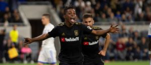 VIDEO: Ghanaian winger Latif Blessing nets sublime goal as LAFC beat NY Red Bulls