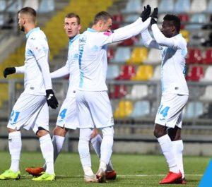 Ghana's Maxwell Acosty impress to help NK Rijeka eliminate Aberdeen in Europa League playoff