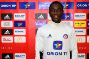 EXCLUSIVE: Inter Bratislava sign Mohammed Lamine on loan from Slovakian side AS Trencin