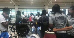 Black Queens travel to Libreville ahead of Gabon encounter