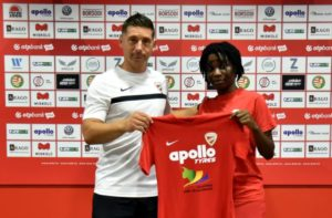 OFFICIAL: Hasaacas Ladies defender Regina Antwi joins Hungarian side Diósgyőri VTK
