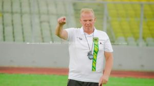 Caf Champions League: Asante Kotoko coach Kjetil Zachariassen praises his players despite Kano Pillars defeat