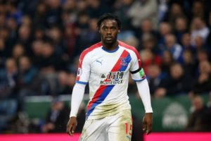 I want to be 'Landlord Jeffrey' after retiring from football - Crystal Palace ace Schlupp