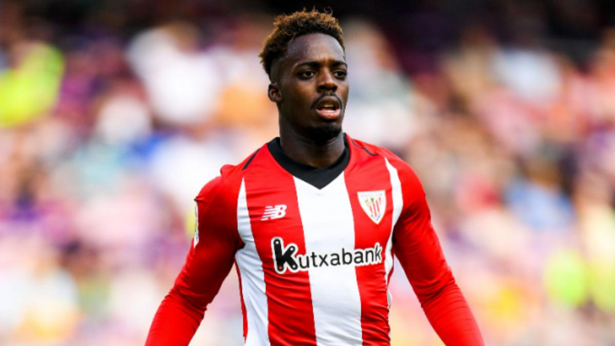 Iñaki Williams reveals Man Utd contact before signing new Athletic deal