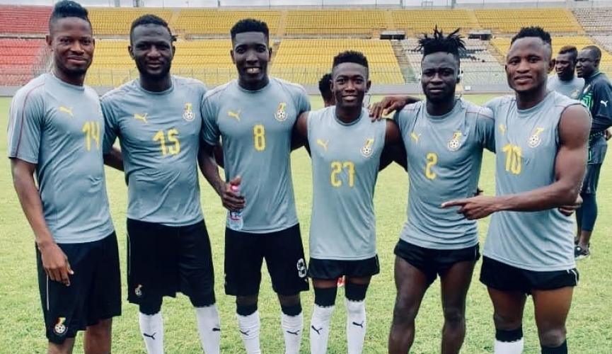 Black Stars 'B' coach Maxwell Konadu omits Hearts trio from squad