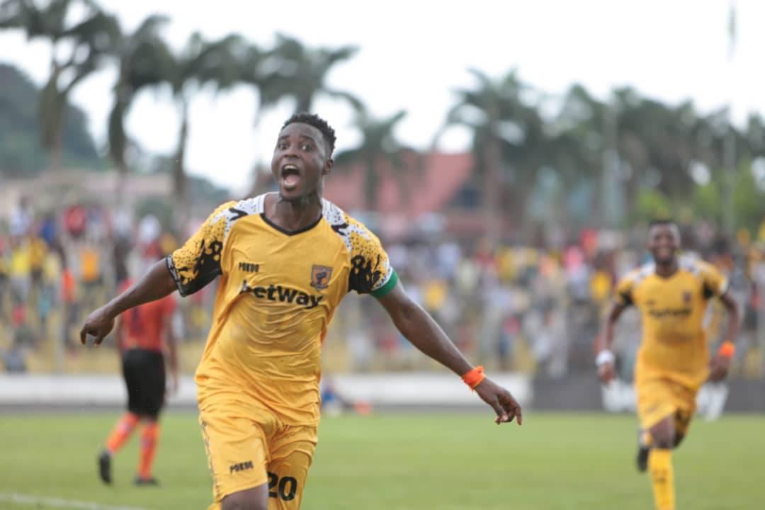 AshantiGold forward Shafiu Mumuni named Black Stars B captain