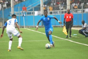CAF Champions League: Ghanaian defender Daniel Darkwah marks Enyimba FC debut in goalless draw against Al Hilal