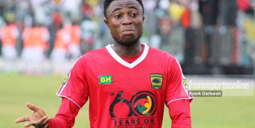 CAF Champions League: Etoile du Sahel will lose on Sunday - Kotoko winger Emmanuel Gyamfi