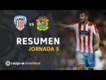 Resumen de CD Lugo vs CF Fuenlabrada (2-0)