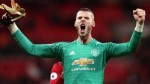 David de Gea: Manchester United goalkeeper signs new deal at Old Trafford