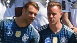 Marc-Andre ter Stegen and Manuel Neuer in verbal clash