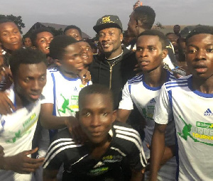 Baby Jet U-16 tournament: Top European agents in Ghana to scout for talents