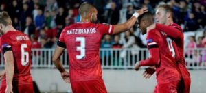 VIDEO: Ghanaian striker Myron Boadu scores late equaliser as AZ Alkmaar and Partizan Belgrade share points in pulsating UEL match