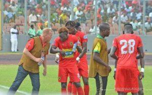 Asante Kotoko players to receive double bonus package if they beat Etoile du Sahel in Tunisia